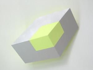 Core II, 2011, 44x28x14 cm
