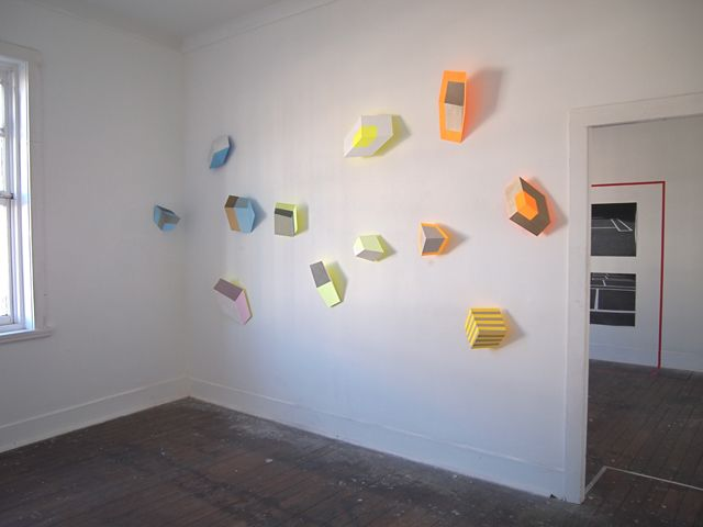 Henriëtte van 't Hoog, Cubes, SNO Contemporary Art Projects, Sydney