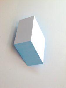Inner Glow XVI, 2012, 41x28x12 cm
