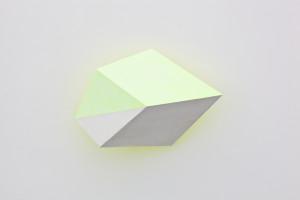 Henriëtte van 't Hoog, Inner Glow (diagonal) V, 2012