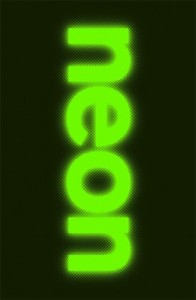 Neon catalogue