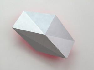 Triangle I, 2012, 44x28x14 cm