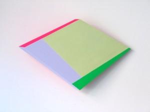 Wedge I, 2013, 49x30x18 cm