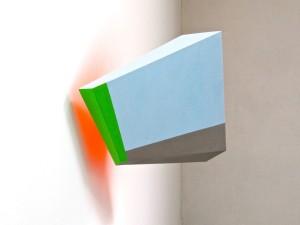 Wedge II, 2013, 69x38x28 cm