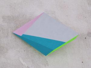 Wedge IV, 2014-2015, 46x32x23 cm