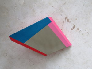 Wedge IX, 2014-2015, 68x47x32 cm