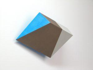 Wedge VI, 2014, 43x30x18 cm