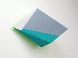 Wedge VIII, 2014, 54x35x20 cm