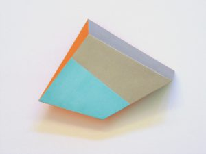 Wedge (multiple) I, 2015, 32x25x13 cm